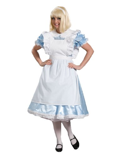 Women's Alice in Wonderland Dress Theater Costume