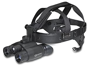 Night Owl Tactical Series G1 Night Vision Binocular Goggles (1x) by Night Owl