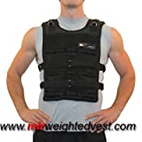 41ZlS57505L. SL160  (Weekly Sale) New! MiR Pro 45Lbs Slim Weighted Vest (WEIGHTS INCLUDED. For both men and women.One size fits all.)