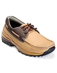 Randier Beige Casual Shoes For Mens