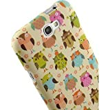 New Samsung Galaxy S3 SIII Cute Adorable Fancy Owl Skin Snap On Case