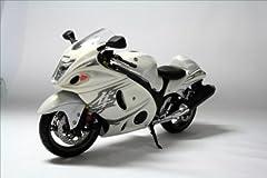 1/12 【BS127】 SUZUKI GSX1300R /Hayabusa パールミラージュホワイト