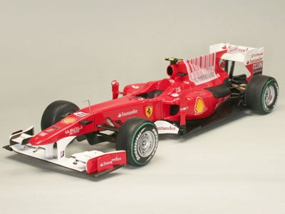 Revell Germany 1/24 Ferrari F10 #7 F.Massa/#8 F. Alonso