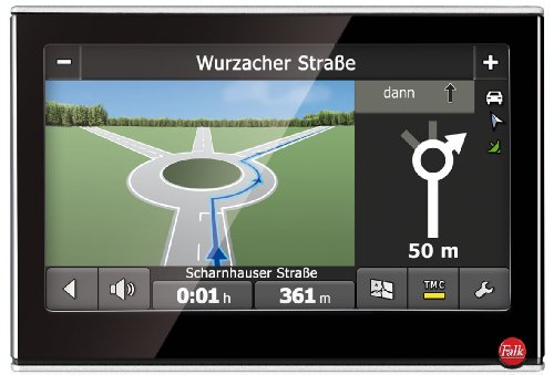 Falk S450 Navigationssystem inkl. TMCpro Starter