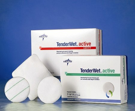 Tenderwet Active Dressing (Box Of 7) front-581422