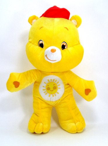 "Care Bears - Funshine Bear 15.5"" Plush front-11952"