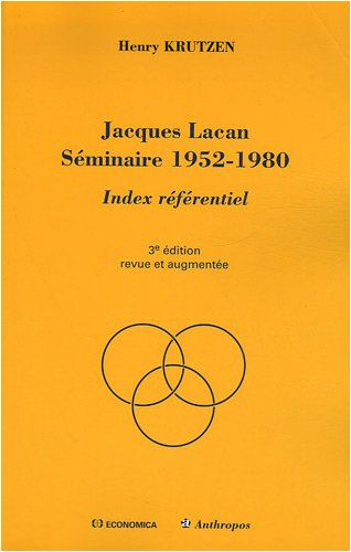 jacques lacan essay My paper comprises several considerations on jacques lacan's psychoanalytical theory, aiming at underlining its alleged structuralistic frame, and also its concept of.