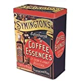 Symington's Coffee Essences Hinged Lid Tin Canister