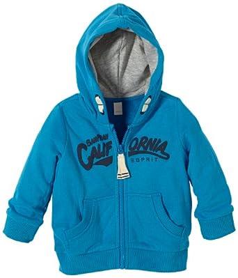 ESPRIT 123EEBJ001 Baby Boy's Sweatshirt Strong Blue 3 Months