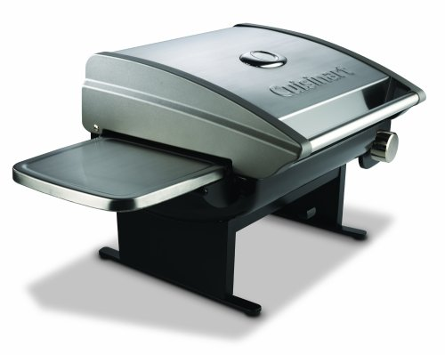 Learn More About Cuisinart CGG-200 All-Foods 12,000-BTU Portable Outdoor Tabletop Propane Gas Grill