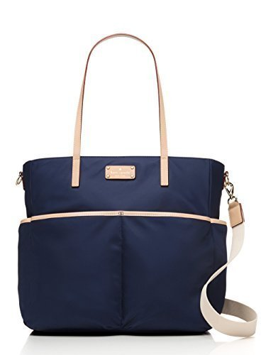 kate-spade-new-york-kennedy-park-honey-blue-nylon-baby-diaper-bag