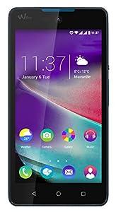 Wiko Rainbow Lite Smartphone débloqué 4G (Ecran: 5 pouces - 4 Go - Double SIM - Android 5.1 Lollipop) Bleu