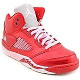 Nike (Ps) Little Kids Girls Jordan 5 Retro Basketball Shoes