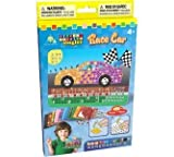 Orb Factory Sticky Mosaics Race Car Sparkle