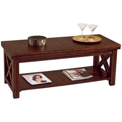 Tucson Flip Top Rectangle Coffee Table - 41210