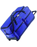 Jeep Large Wheeled Luggage Bags - 5 Years Warranty!