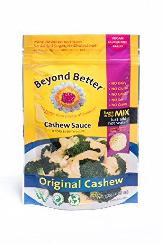 Beyond Better Cashew Cheese Dip and Sauce Mix (Beyond Better Cashew Cheese compare prices)