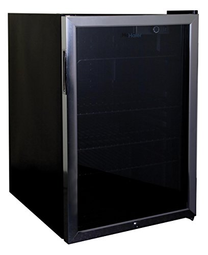 Haier HBCN05FVS 150-Can Beverage Center (Glass Front Door Refrigerator compare prices)