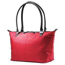 Samsonite Luggage Ladies Jordyn Tote, Ruby Red, 21 Inch