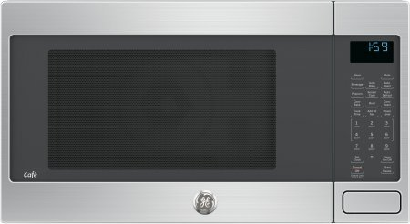 GE Cafe CEB1599SJSS Countertop Microwave with 1000 Cooking Watts, Convection, in Stainless Steel (Ge Small Oven Rack compare prices)
