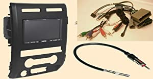2014 Ford F-150 Double Din Radio Adapter