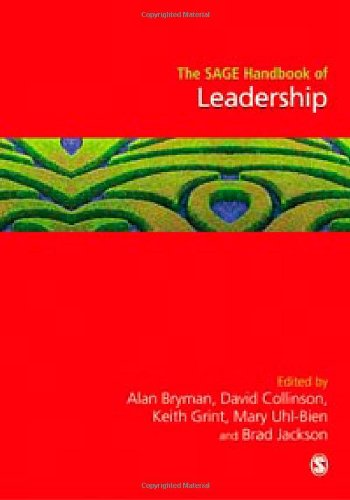 The Sage Handbook Of Leadership (Sage Handbooks)