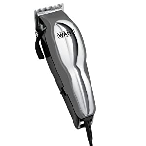 Wahl 9281-210 Pet-pro Kit 13 Piece Pet Grooming Kit - Deluxe Series, Chrome/gray