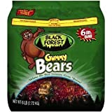 Black Forest Gummy Bears 142g (Pack of 3)