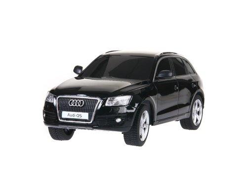 RASTAR Audi Q5 38600 1:24 6 Channel Remote Control Car Model (Black)