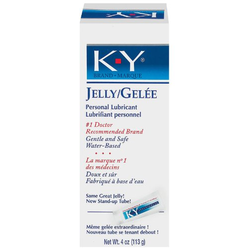 K-Y Personal Lubricating Jelly 4 Oz (Pack of 6) (K Y Lubricating Jelly compare prices)