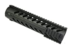 Buy AR-15 Carbine Free Float 10 Rail System With Removable Rails for Low Pro Gas Blocks by Veriforce Tactical