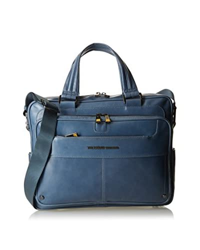The Bridge Wayfarer Laptop Tasche  30 cm mittelblau