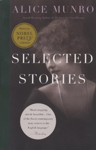 Image of Selected Stories of Alice Munro