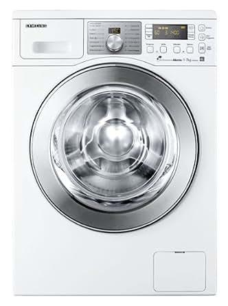 Samsung WF 10724 Waschmaschine / A+++ / 1400 UpM / 7 kg / 0,91 kWh / Schaum Aktiv