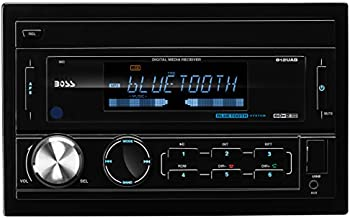 Boss AUDIO 812UAB MECH-LESS Receiver