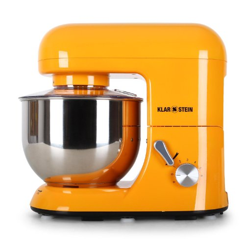 Klarstein robot da cucina multifunzione mixer impastatrice - Planetaria cucina ...