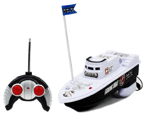 MX Championship Fishing Team Electric RTR RC Speed Boat Full Function Good Quality Remote Control Boat