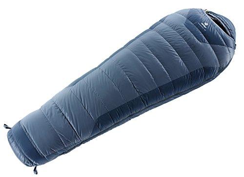 ドイター 寝袋 ネオスフィア-15 ダウン675Fシュラフ シルバー×アンスラサイト