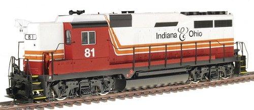 Proto 2000 Series HO GP30 High Hood Locomotive 920-40162 INOH #81 White/Orange/Red/Black with Sound & DCC
