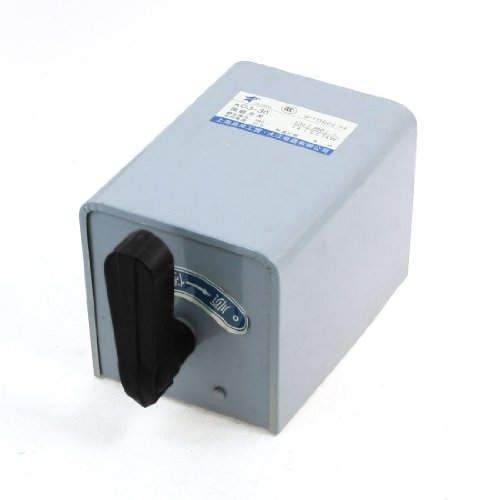 380V 30Amp Reversing Drum Switch Forward Stop Reverse Motor Control