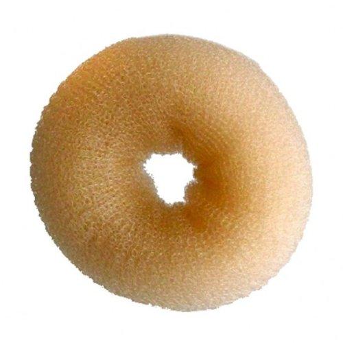 Meta-U Haar Donut Extra Große Haar Krapfen Brauthochzeits Frisur Bun Ring (6 Zoll) - Blonde