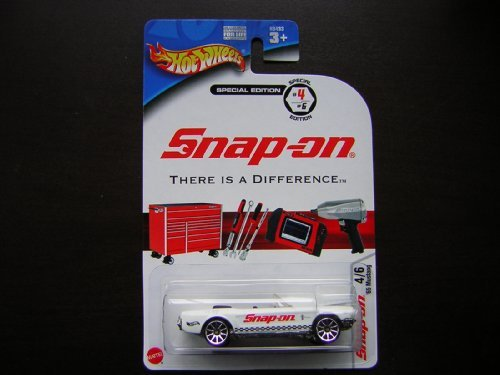 Hot Wheels Snap-on Special Edition #4 - 1965 Mustang H3433 - 1