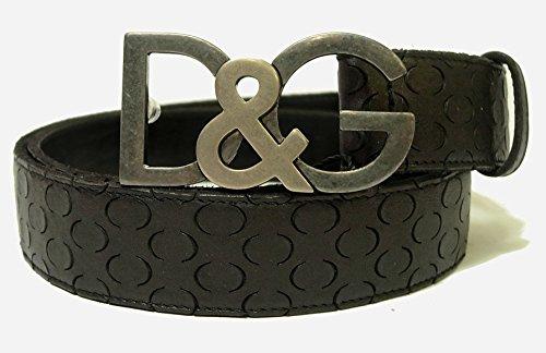 (ドルチェ&ガッバーナ) DOLCE&GABBANAベルト メンズ レザー(ブラック) BC3735 A1573 80999 (メーカーサイズ:85cm) DG-1435 [並行輸入品]