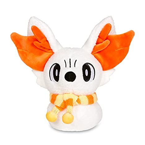 Fennekin | plush | Holiday 2014 |Snow Poké | Pokémon Center Original