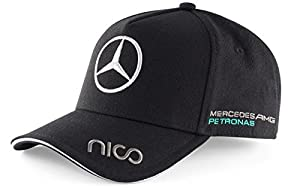 Mercedes amg petronas nico rosberg hat 2014 for Mercedes benz hat amazon