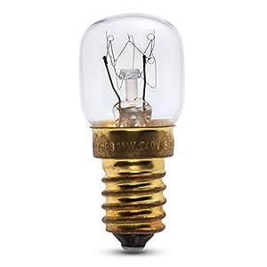 25W Small Edison Screw OVEN LAMP x 1