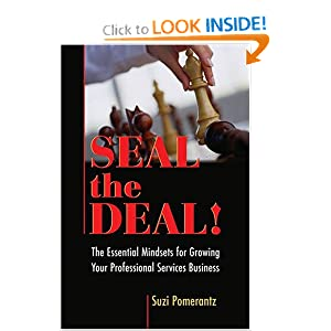 Seal the Deal: The Essential Mindsets for Growing Your Professional Services Business