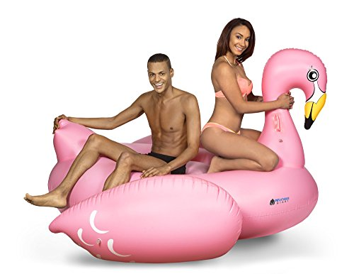 Inflatables Giant Flamingo Pool Float (Pink)