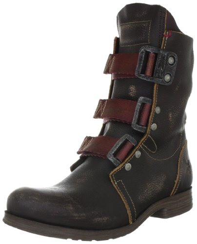 Fly London Men's Sheen Brown Boot P142041001 10 UK