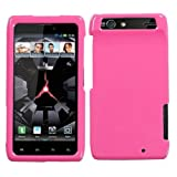 Natural Blush Phone Protector Faceplate Cover For MOTOROLA XT912(Droid Razr) Verizon